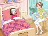Au lit avec la grippe