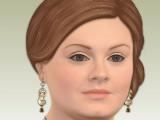 Adele relookée