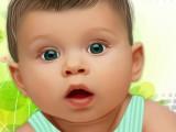 Bébé réel