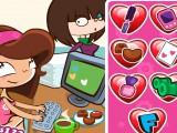 S'amuse au travail St Valentin !