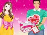 Cadeau d'un Valentin