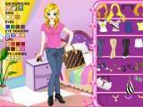 Vêtements pour fille, cheval et chien