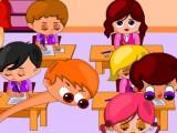 Tricheurs en classe