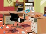 Rangement du bureau