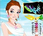 Maquillage et bijoux