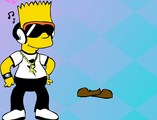 Habiller Bart Simpsons