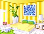 Jeux de decoration de chambre ou salon