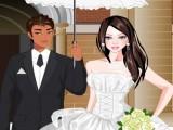 Mariage d'une beauté