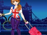 Voyage à Londres pour les JO