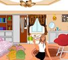 Jeux de decoration chambre de fille