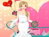 Mariée en blanc