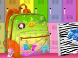 Crée ton sac d'école