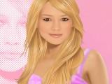 Beauté pour Hilary Duff