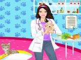 Madame la vétérinaire