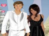 Vanessa et Zac les amoureux