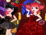 Concours de beauté Halloween