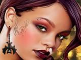Rihanna fête Halloween
