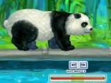 Panda à câliner