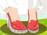 Chaussures pour mon mariage