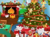 Salon de Noel caché
