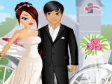 Mariage en calèche