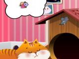 Maison de rêve pour chat