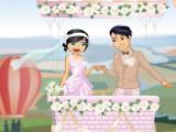 Mariage dans le ciel