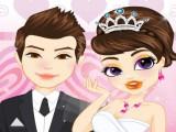Belle et colorée pour son mariage