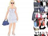 Habillage de Paris Hilton