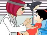Amy, médecin à l'hôpital