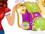 Dessinatrice de sacs