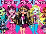 Habillage des Monster High