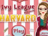 Belle étudiante d'Harvard
