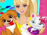 Animaux de Barbie