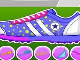 Créatrice de chaussures de sport