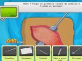 Chirurgienne pour appendicite