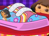 Crée des baskets Dora