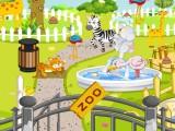 Grand nettoyage du zoo