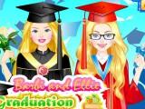 2 copines à la remise des diplômes