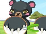 Soin d'un gentil ours