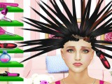 Coiffure de folie Britney