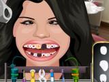 Crazy dentiste Selena Gomez