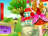 Habillée en ever after high