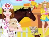2 copines en école vétérinaire