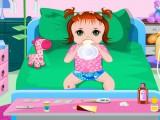Bébé Lucy va à l'hôpital