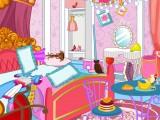 La chambre de la princesse