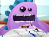 Crazy dentiste petits monstres