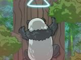Panda à caliner 2