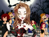 Relooking en princesse zombie !