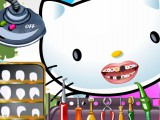 Crazy dentiste Hello Kitty